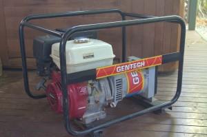 4.4 KVA Generator
